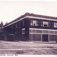 GAHS OLD PHOTO Gillett Hospital.jpg